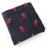 Zöon Ladybug Padded Comforter Blanket, 70 x 100cm