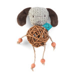 Zöon Nip-it Catnip Bell Pup Cat Toy