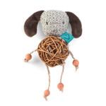 Zoon Nip-it Catnip Bell Pup Cat Toy