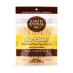 Earth Animal No Hide Peanut Butter Recipe Dog Stix Chew, 10 pack 45g