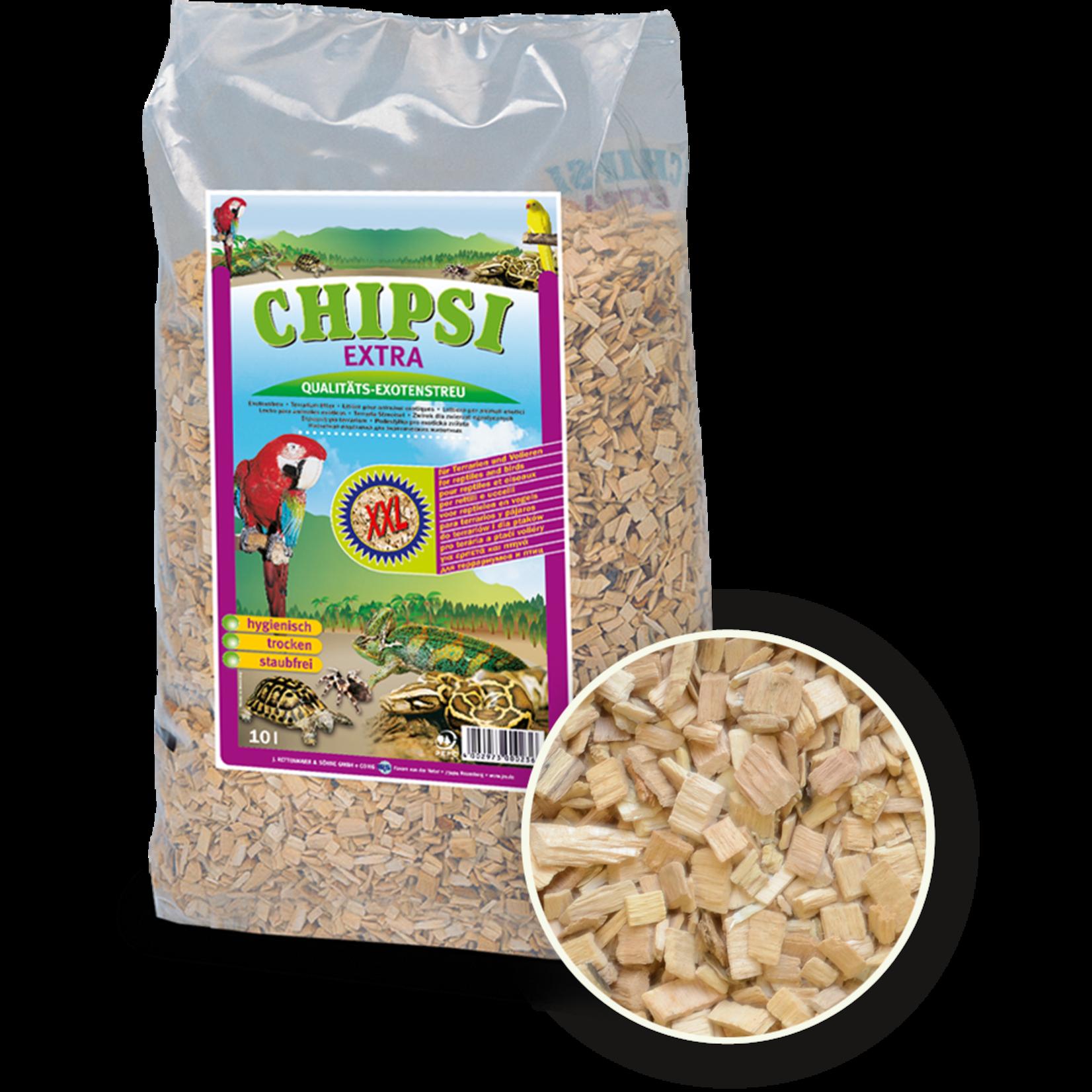 Chipsi Beechwood Bedding Chips, XXL, 10 Litres