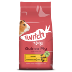 Wagg Twitch Guinea Pig Crunch Food