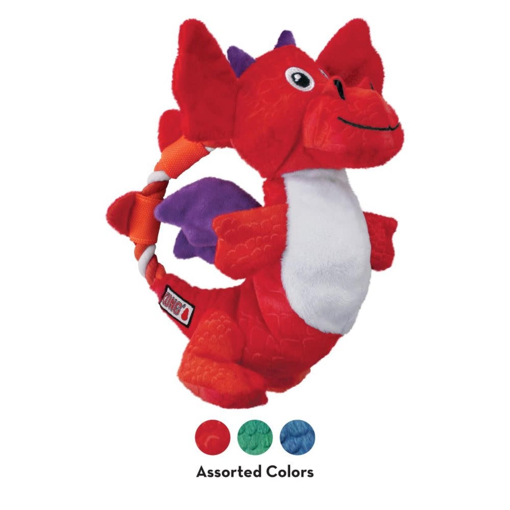 KONG Dragon Knots Medium Large Dog Toy