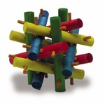 Kaytee Nut Knot Nibbler Toy for All Small Animals