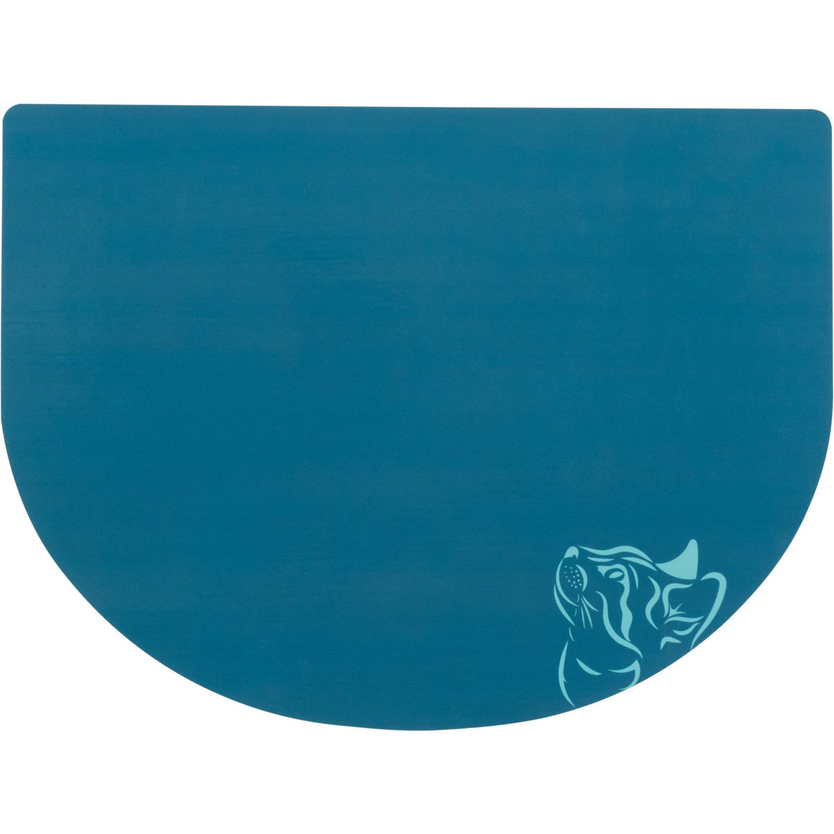 Trixie Non-Slip Plastic Cat Placemat, 43 × 28 cm