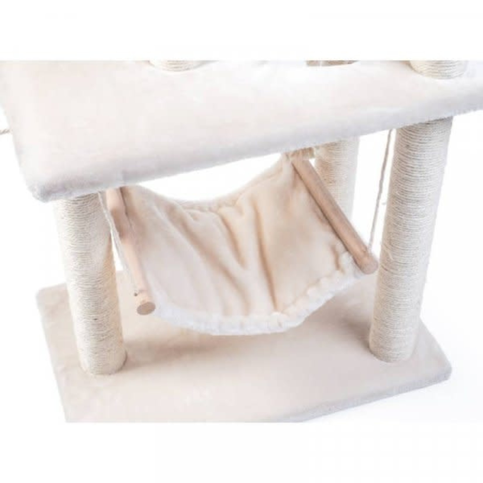 Zöon Deluxe Hammock CatZone Cat Scratching Post, 1.2m