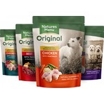 natures menu Adult Dog Wet Food Pouch, Multipack, 8x300g