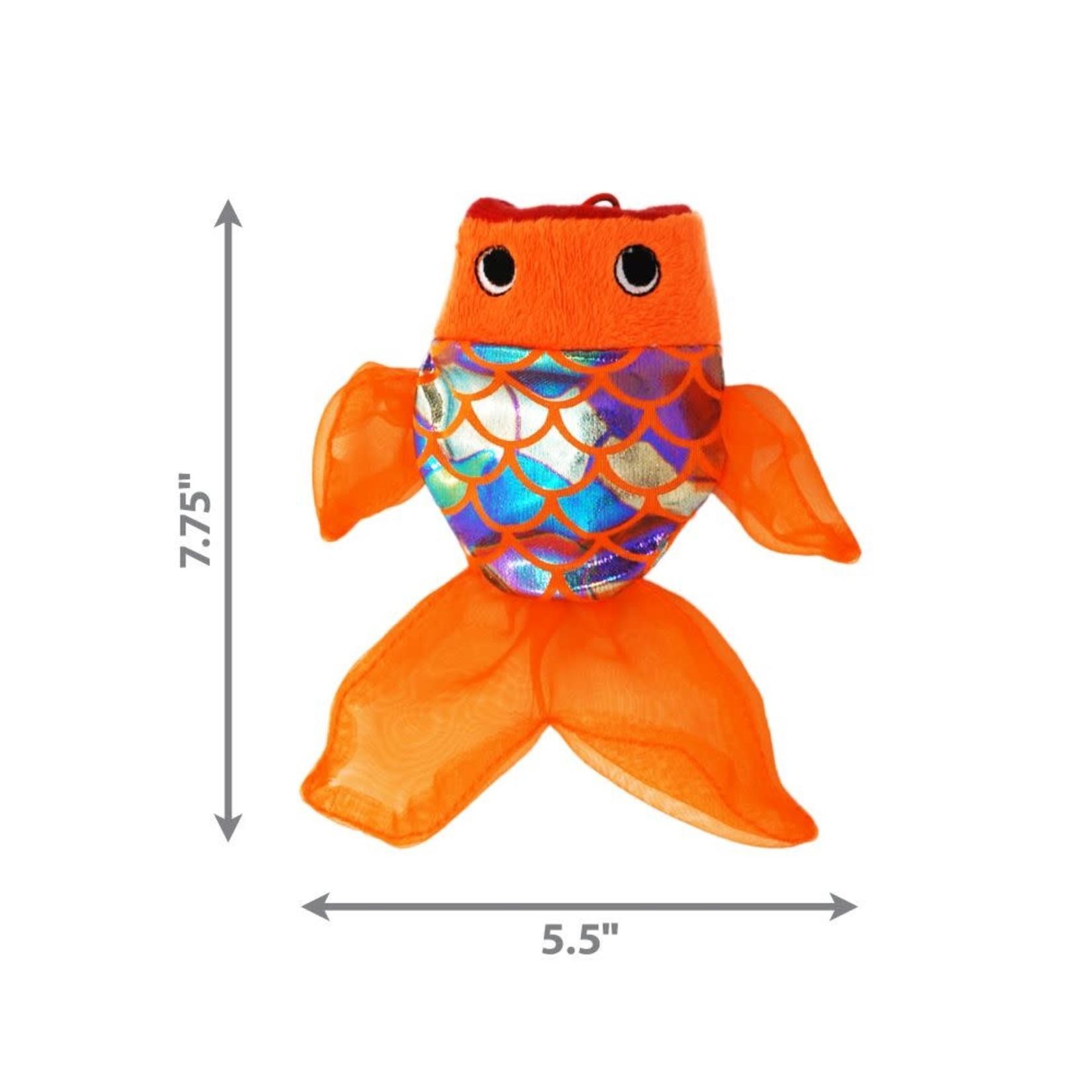 KONG Crackles 'Gulpz' Catnip Cat Toy