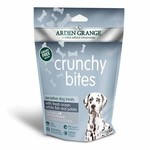 Arden Grange Crunchy Bites Grain Free Sensitive Dog Treats Ocean White Fish, 225g