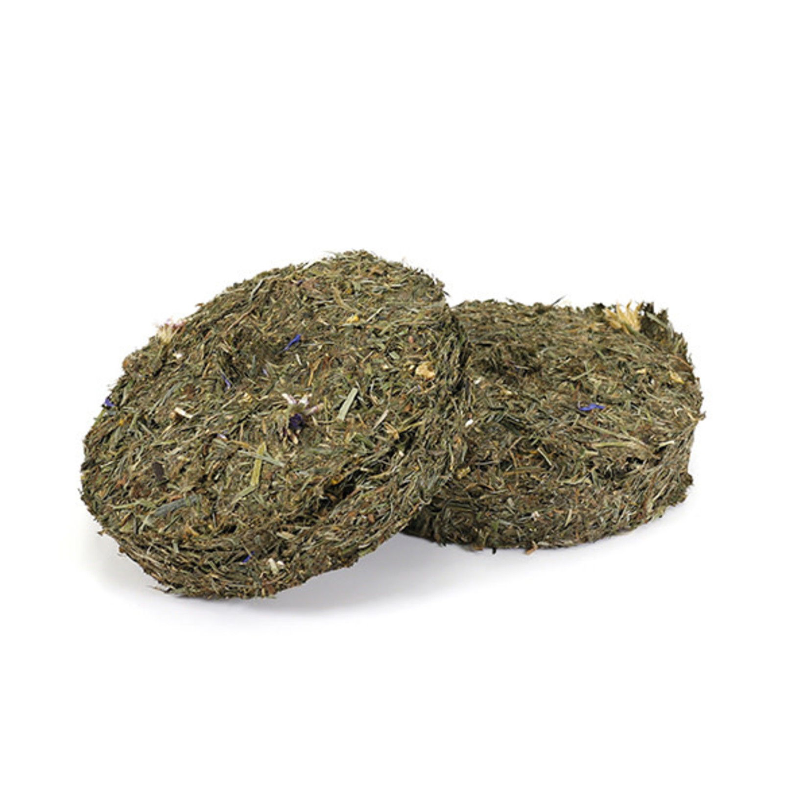 Rosewood Boredom Breaker Naturals Herb 'n' Hay Wheels Small Animal Treat, 2 pack