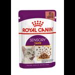 Royal Canin Sensory Taste in Gravy Cat Wet Food, 85g, box of 12