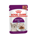 Royal Canin Sensory Feel in Gravy Cat Wet Food, 85g, box of 12