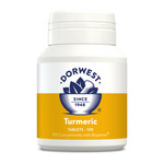 Dorwest Turmeric Tablets for Dogs and Cats, 100 tablets