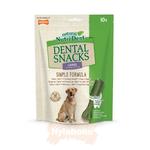 Nylabone Nutri Dent Dental Snacks for Dogs, Large