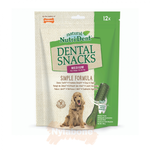 Nylabone Nutri Dent Dental Snacks for Dogs, Medium