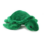 Ancol Turtle Cuddly Dog Toy Made from Recycled Materials, 26cm