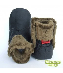Aapies  Eskimo boot Black