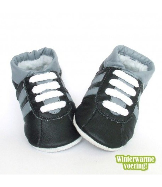 Aapies  Winterslofje Artic Black