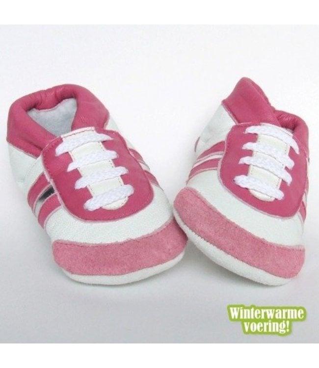 Aapies  Winterslofjes Artic Pink