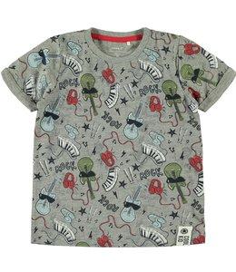 Name IT  Shirt Darock Grijs