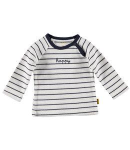B.E.S.S.  Shirt Striped Happy