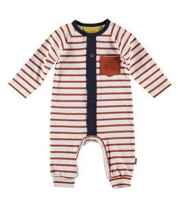 B.E.S.S.  Boxpakje Striped with Pocket