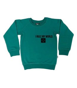 KMDB Trui Rule my World