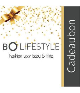 Bolifestyle Cadeaubon € 50,00