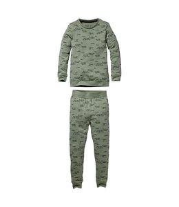 Quapi  Pyjama Puck Groen
