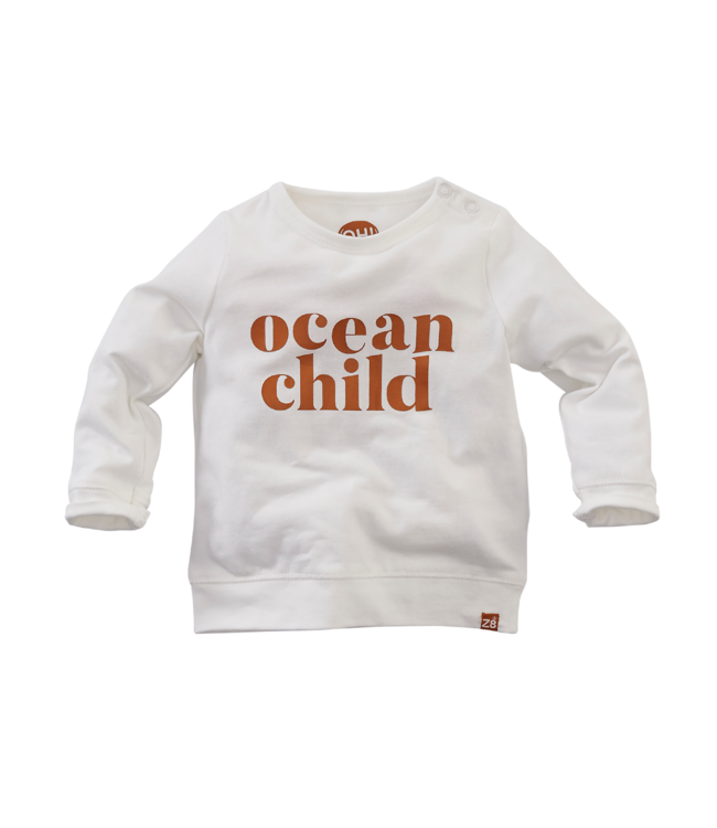 Z8 newborn Shirt Oriole Coconut
