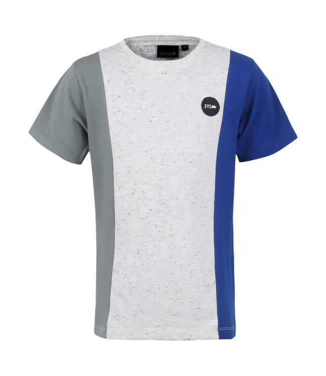 Jumping The Couch T-Shirt Colourblock