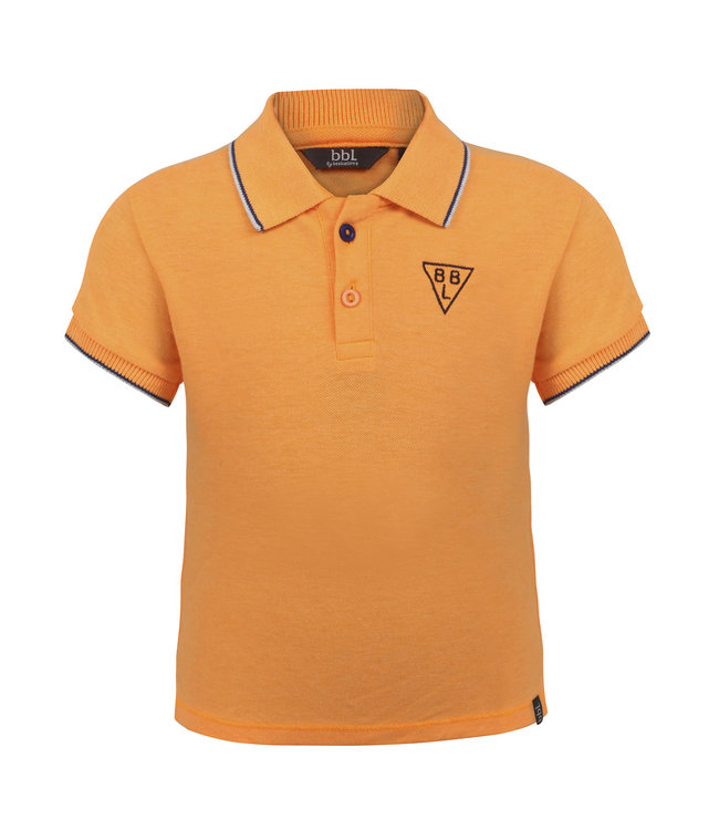Beebielove Polo Oranje
