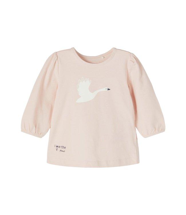 Name IT  Shirt Bonnie Roze