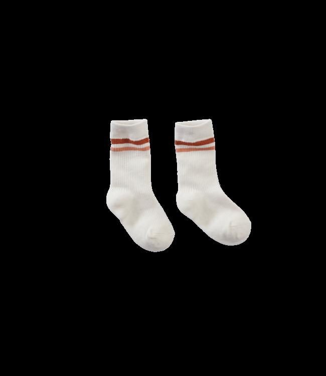 Z8 Sokken Saffron Wit