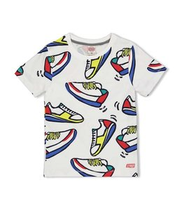 Sturdy T-shirt AOP Sneakers Playground
