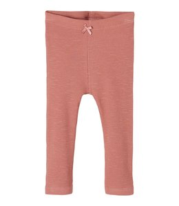 Name IT  Legging Blanco Roze