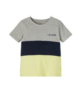 Name IT  Shirt Dallo Grijs