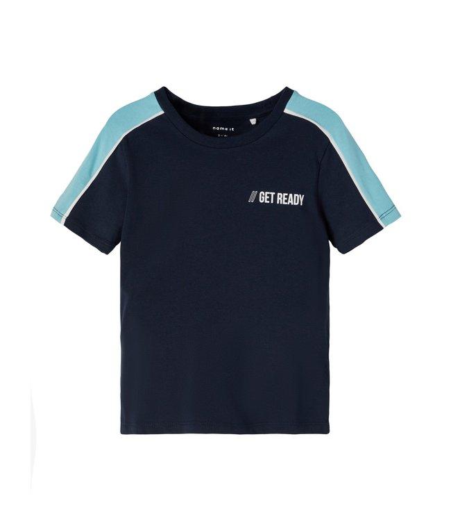 Name IT  Shirt Dallo Donkerblauw