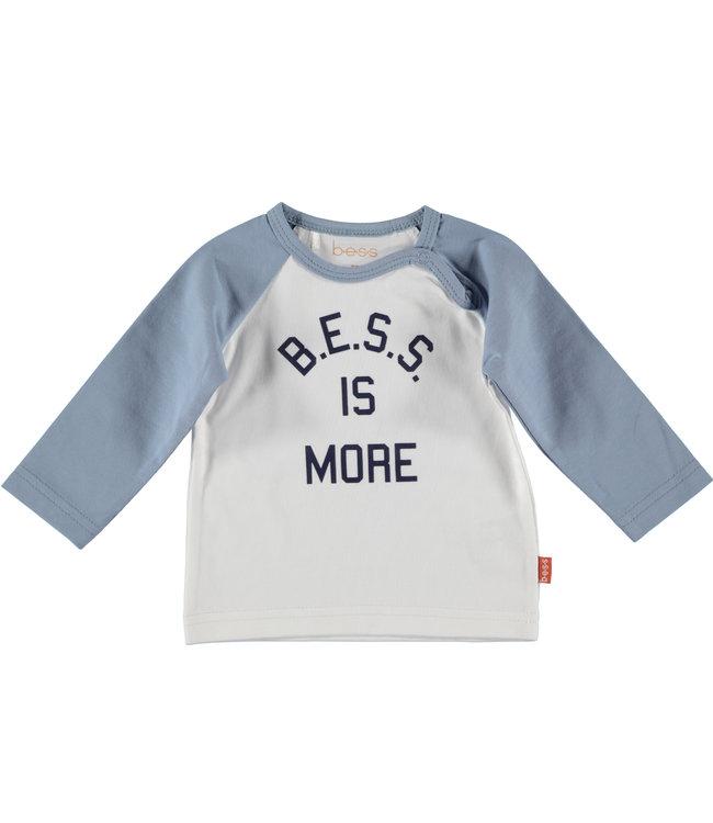 B.E.S.S.  Shirt BESS is more