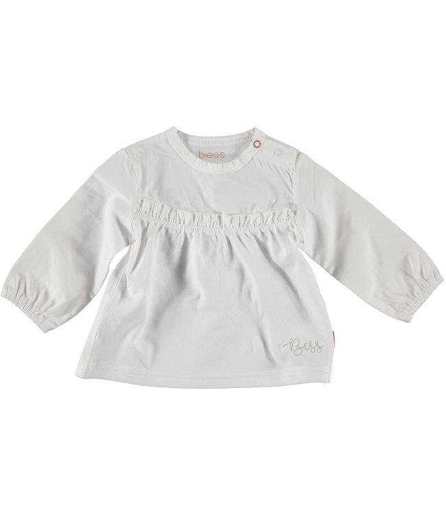 B.E.S.S.  Shirt Blouse Ruffles