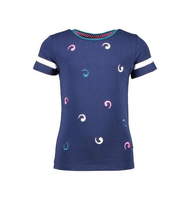 B.Nosy Shirt Swirl