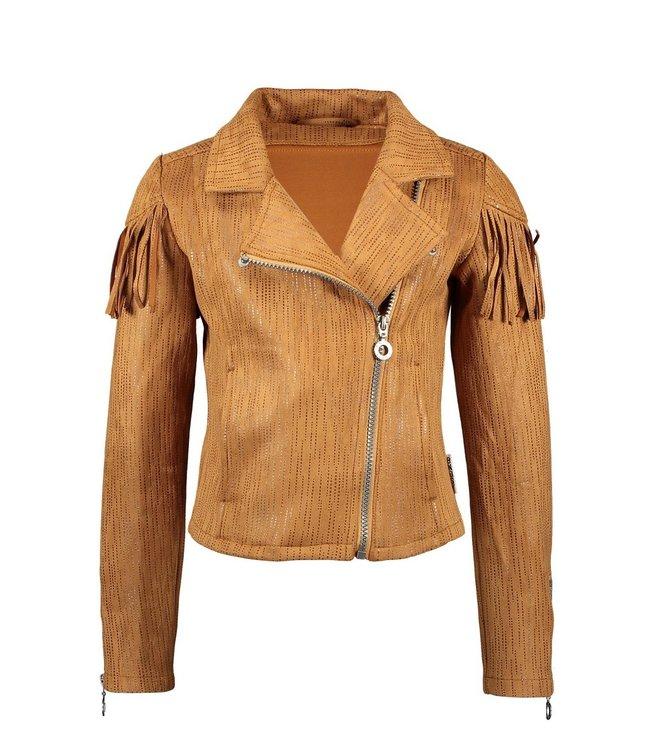 B.Nosy Bikerjacket