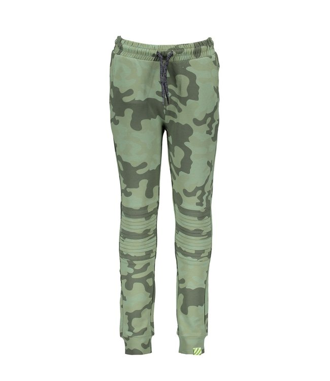 B.Nosy Broek Camouflage Groen