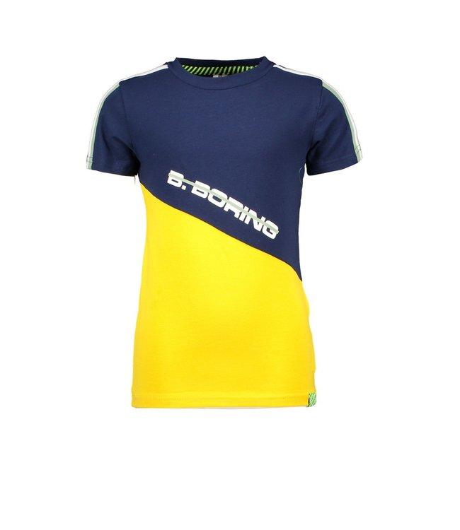B.Nosy Shirt Slanted Blauw