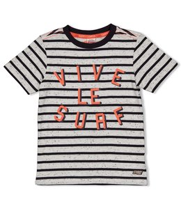 Sturdy T-shirt Streep Happy Camper