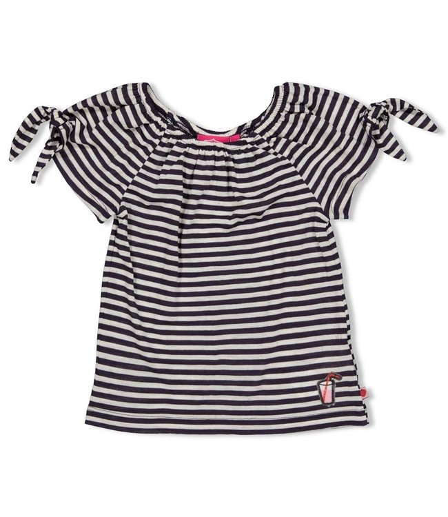 Jubel T-Shirt Streep Tutti Frutti