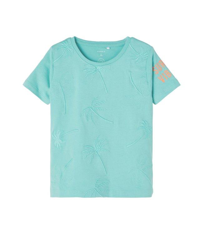 Name IT  Shirt Fala Blauw