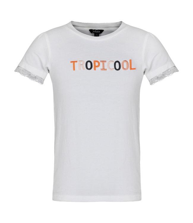 Little Miss Juliette  T-Shirt Tropicool