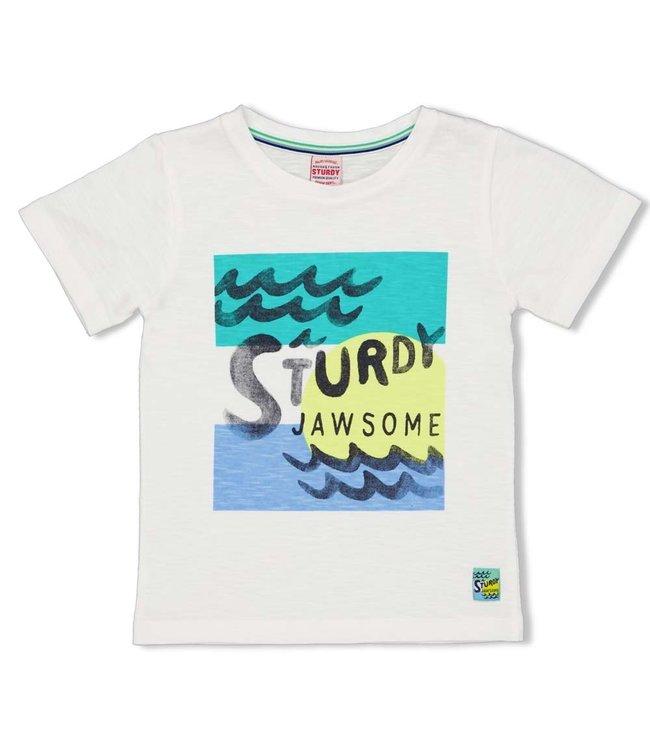 Sturdy T-shirt Sturdy Smile & Wave