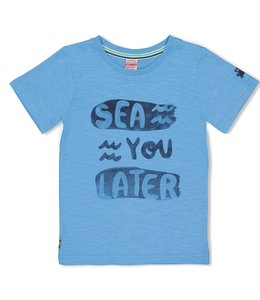 Sturdy T-shirt Sea Ya Smile & Wave
